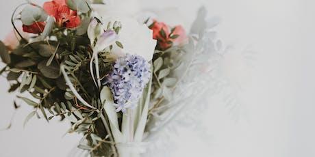 Mood Flowers & Fizz tickets