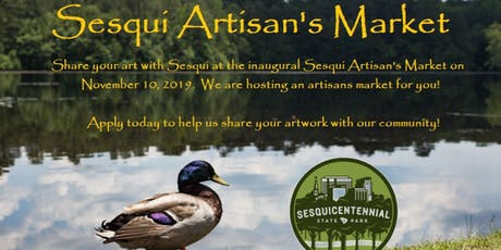 Sesqui Artisan's Market tickets