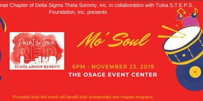 "Paint the Town Red 2019 - ""Mo' Soul"""