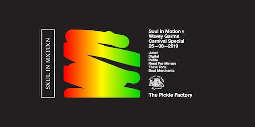 Soul In Motion x Wavey Garms Carnival Special