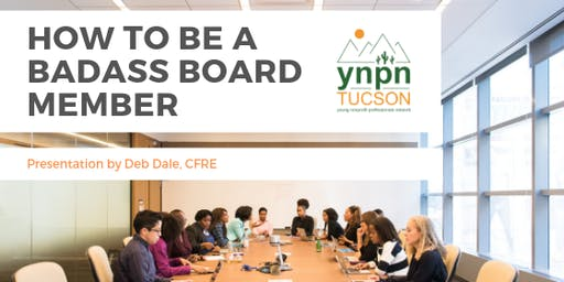 Professional Development: How to be a Badass Board Member