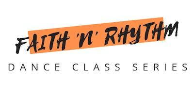 Faith 'n' Rhythm Dance Class - Interpretive