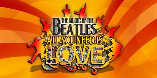 All You Need Is Love – The Discovery Of Beatlemania