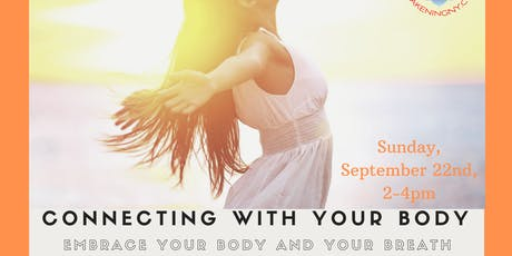 Connecting with Your Body tickets