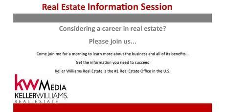 Thinking about a career in Real Estate - Come to our Real Estate Information Session tickets