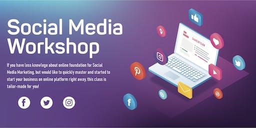 Fundamentals of Facebook / Social Media Marketing