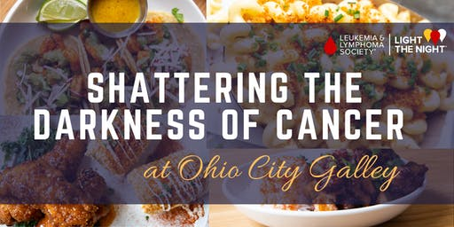 Shattering The Darkness of Cancer at Ohio City Galley!