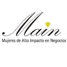 Main es una plataforma de capacitación, mentoreo, networking. logo