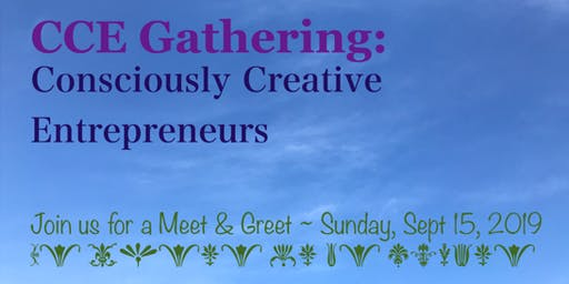 Consciously Creative Entreprenuers
