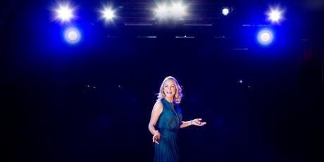 LIGHTS, CAMERA, ACTION!  Capture stand-out speaker photos on the stage. tickets