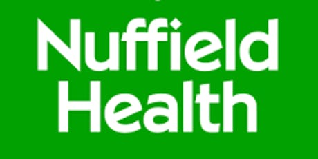 Nuffield Health Plymouth Breakfast Meeting tickets