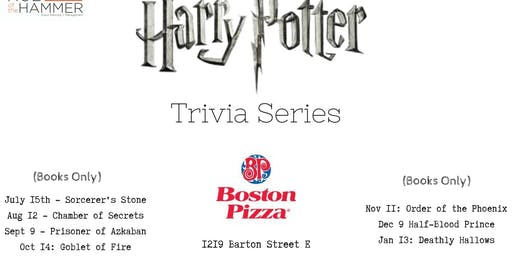 Harry Potter Trivia Series