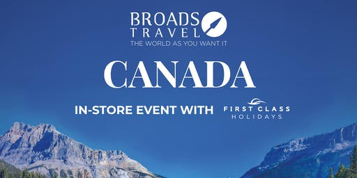 Canada - Meet The Expert In-Store Event