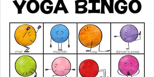 Yoga Activities & Games Workshop (to teach little ones)