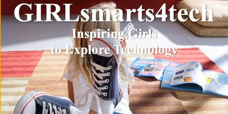GIRLsmarts4tech tickets