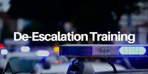 STAFF De-escalation Training
