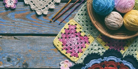 Crochet 101 tickets