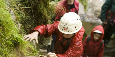 Gorge scrambling from YHA Borrowdale - National GetOutside Day tickets
