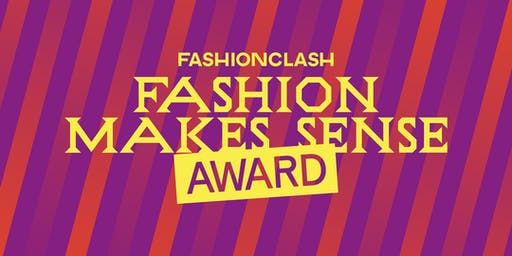 Fashion Makes Sense Award: KICK OFF @ Cube Design Museum Kerkrade