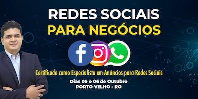 Redes Sociais para Negócios - Certificado de Especialista em Anúncios