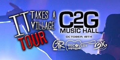 It Takes A Village Tour - C2G Music Hall