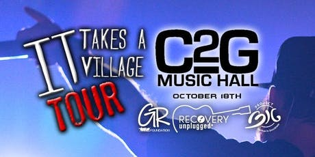 It Takes A Village Tour - C2G Music Hall tickets