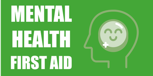 Mental Health First Aid - 17th Oct