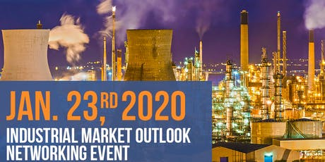 2020 North America Industrial Market Outlook Conference & Networking Event tickets