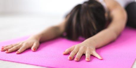 Wellness Wednesday: Yoga in Threnody tickets