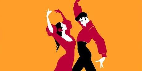 Flamenco at Vinos on Galt tickets