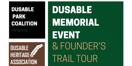 DuSable Memorial and Founder's Trail Tour