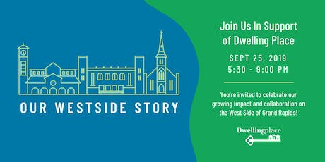 Our Westside Story - A Dwelling Place Fundraider tickets