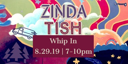 Zinda and Tish at Whip In