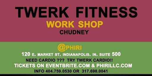 TWERK Fitness: Dance Workshop @phiri / SEP 7th
