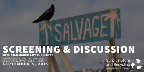 Salvage - Screening and Discussion with Filmmaker Amy C. Elliott tickets