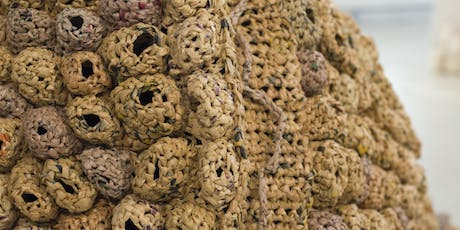 Crochet Plastic Basket Workshop with Michelle Lougee! tickets