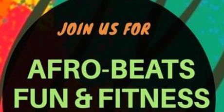 Afro-Beats Fun and Fitness (Afro-Caribbean Dance Class)  tickets