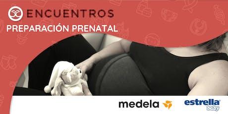 Ciclo de encuentros: Encuentros durante el embarazo entradas