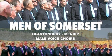 Men of Somerset. A Two Choirs Concert tickets