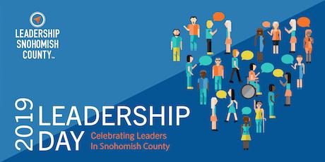 Leadership Day 2019: Celebrating Community Breakfast tickets
