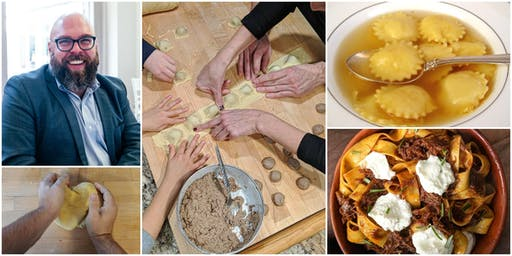 Great Italian Pasta, Hands-on! with Chad Robertson