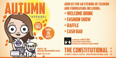 Autumn by Apparel Leeds Charity Fashion Show tickets