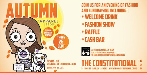 Autumn by Apparel Leeds Charity Fashion Show