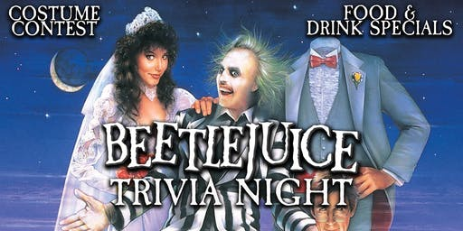 Beetlejuice Trivia Event!