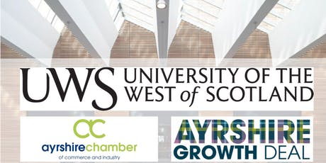 Going for Gold with Ayrshire Business Week Launch #BW19 tickets