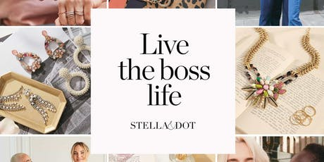 Meet Stella & Dot! tickets
