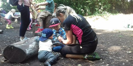 Parent & Toddler Nature Play - Autumn Sessions  tickets