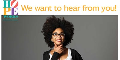 A Listening Session for African-American Women Survivors