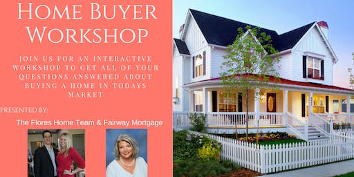 Home Buying Workshop- Make Buying Your Home a Reality