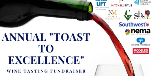 "SCIP 2019 Annual ""Taste to Excellence"" Wine Tasting Fundraiser"